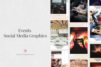 Events Instagram Stories