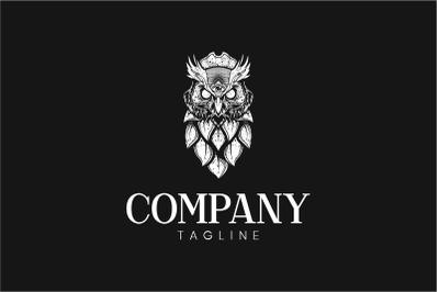 Owl Brewing Logo Concept