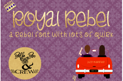 BBC Royal Rebel