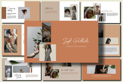 Soft Pallate - Fashion Powerpoint