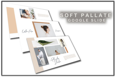 Soft Pallate - Fashion Google Slides