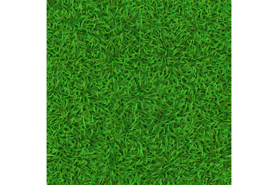Realistic seamless green lawn. Grass carpet texture, fresh nature cove