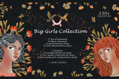 BIG GIRLS COLLECTION