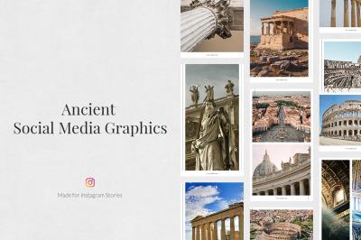 Ancient Instagram Stories