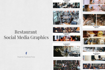 Restaurant Facebook Posts