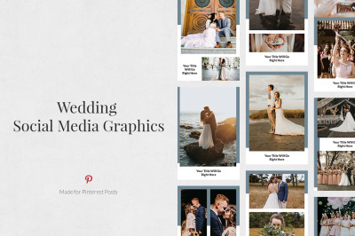 Wedding Pinterest Posts