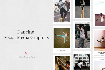 Dancing Pinterest Posts