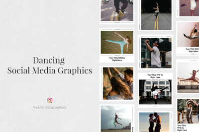 Dancing Instagram Posts