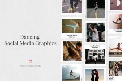 Dancing Instagram Posts