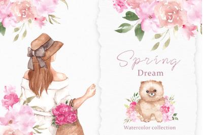 Spring Dream. Season collection