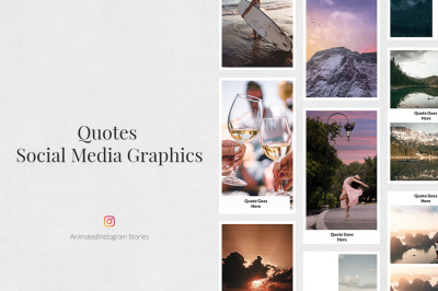 Quotes Animated Instagram Stories
