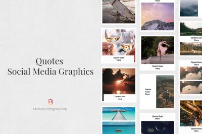 Quotes Instagram Posts
