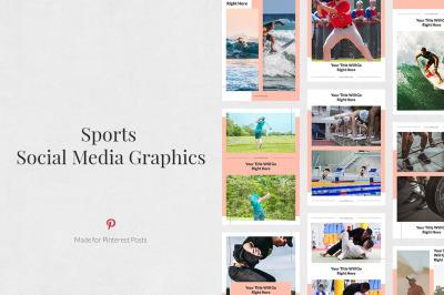 Sports Pinterest Posts