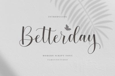 Betterday Script