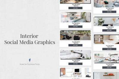 Interior Facebook Posts