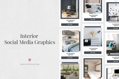 Interior Pinterest Posts