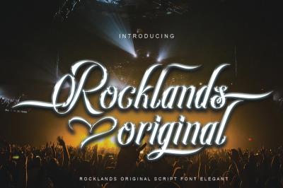Rocklands original