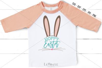 Hoppy Easter SVG, Easter T-Shirt SVG