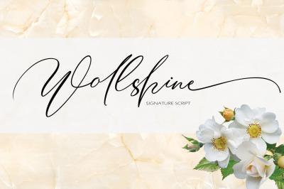 Wollshine