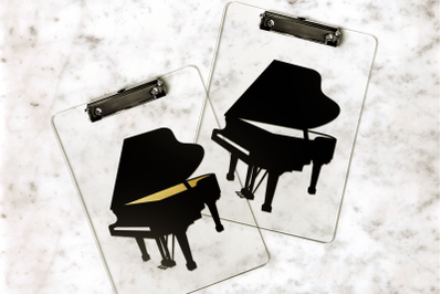 Grand Piano | SVG | PNG | DXF