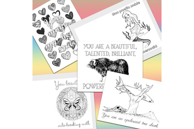 Galentine&&23;039;s Day Coloring Pages 22 Printable Galentine&&23;039;s Day Cards & Po