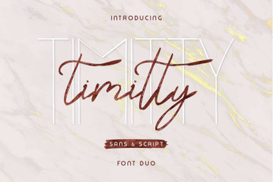 Timitty