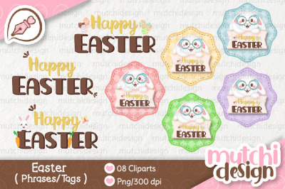 Easter Phrases/Tags