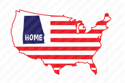 USA/4th july/Usa state/Alabama