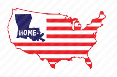 USA/4th july/Usa state/louisiana