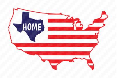 USA/4th july/Usa state/texas
