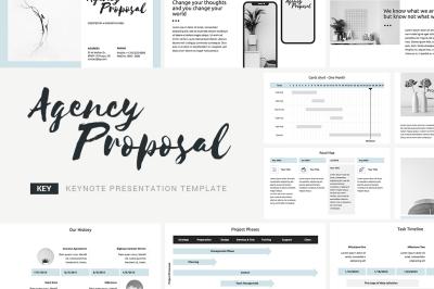 Agency Proposal Keynote Template