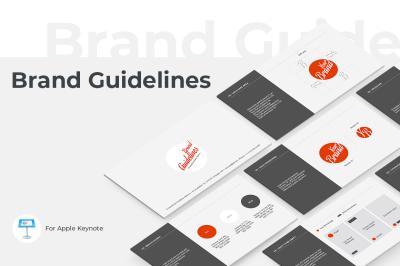 Brand Guidelines Keynote
