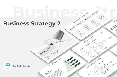 Business Strategy Two Keynote Template