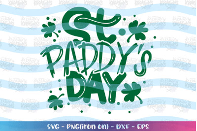 St. Patrick's Day svg St Paddy's Day