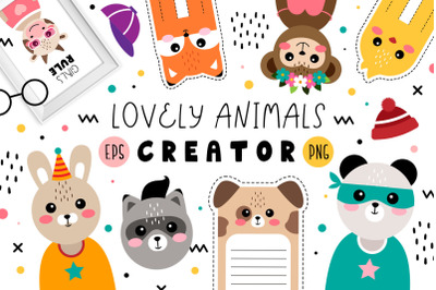 Lovely Animals Creator