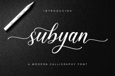Subyan