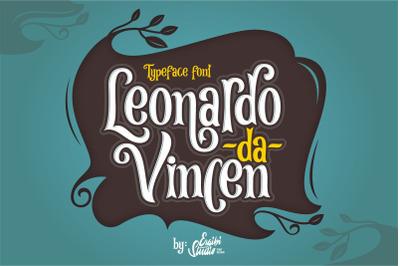 Leonardo da Vincen