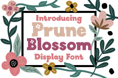 Prune Blossom