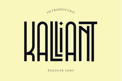 Kalliant