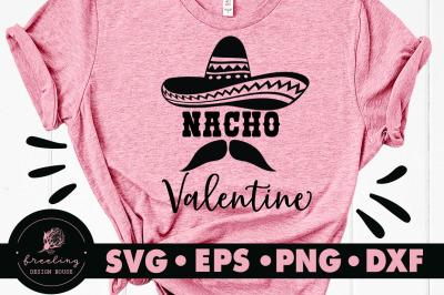 Nacho Valentine SVG