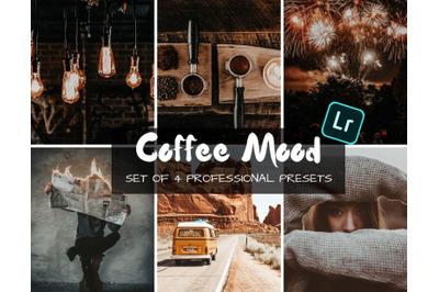 BROWN COFFEEMOBILE & DESKTOP LIGHTROOM PRESETS   Blogger presets