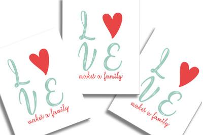 Love Mock up, Design Wallpaper, Digital Art, Love
