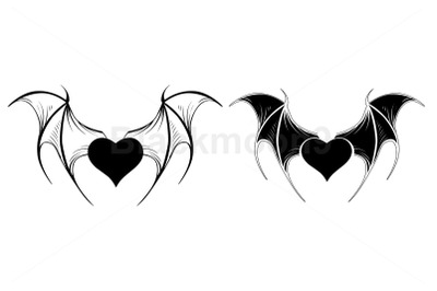 Two Little Vampire Hearts