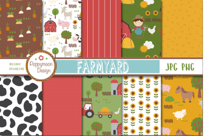 Farmyard paper