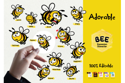 Bee Expression