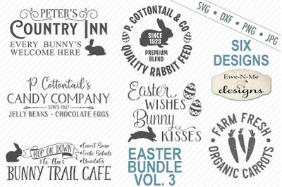 Easter Bundle Volume 3 - SVG
