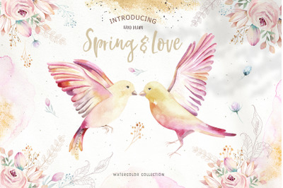 Spring & Love collection