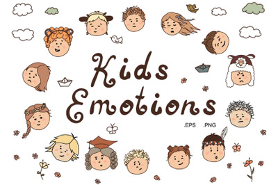 Kids Emotions