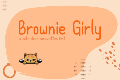 Brownie Girly