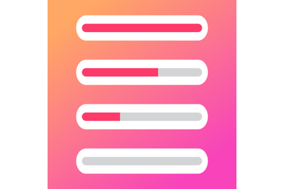 Social slider for stories&2C; lever indicate mood and etcetera